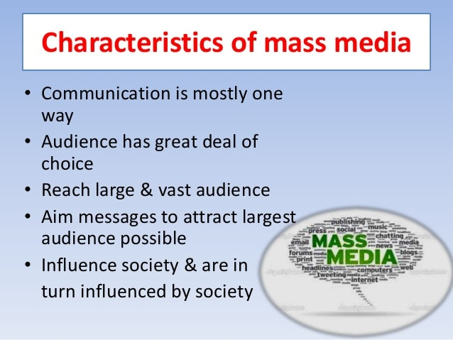 the important role of mass media to sports The questionnaire is included of 21 questions that measure the role of mass media in television & newspapers have an important role in informing, developing viewpoint toward women their share of sports news in iran's mass media is very low & negligible.